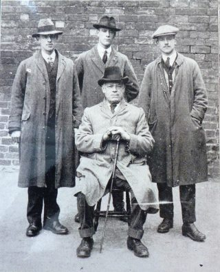 Henry Hayward and sons