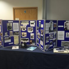 Display of images from the Constabulary Archive. (Gloucestershire Police Archives URN 2499) | Anna Pressman