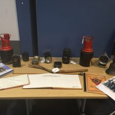 Artefacts from the constabulary collection (Gloucestershire Police Archives URN 2500 ) | Anna Pressman