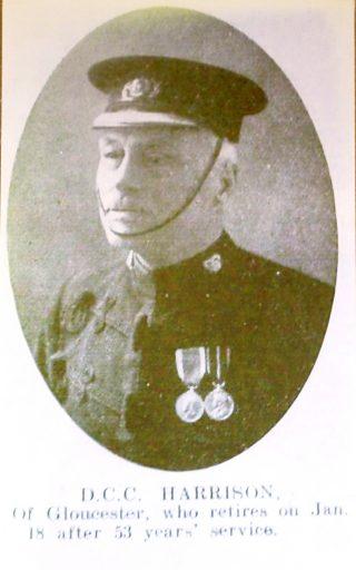 D.C.C W Harrison