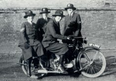 First Women Police Gallery