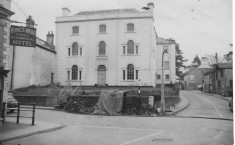 The Old Court House & Police Station at Coleford. (Gloucestershire Police Archives URN 1804)