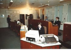Force Control Room,