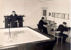 Force Information Room 1964