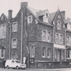 Lydney Police station. (Gloucestershire Police Archives URN 29)