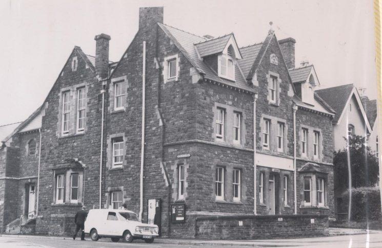 Lydney Police station. (Gloucestershire Police Archives URN 29)