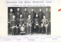 Police Constable 263 John Hayden