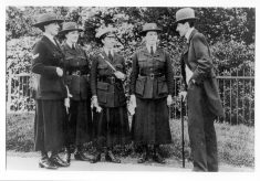 100 years of Woman Police in Gloucestershire 2