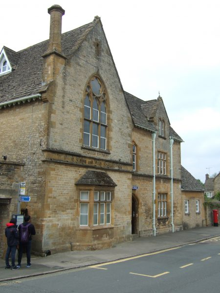 Stow on the Wold Police Station. Photograph taken May 2016.(Gloucestershire Police Archives URN 2261) | Photograph from Clifford Williams
