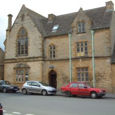 Stow Police Station (Gloucestershire Police Archives URN 2294) | Photograph from Dave Blakeman