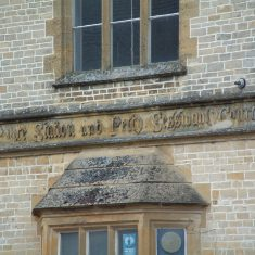Stow Police Station (Gloucestershire Police Archives URN 2296) | Photograph from Dave Blakeman