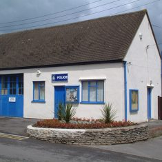 Wotton under Edge Police Station (Gloucestershire Police Archives URN 2303) | Photograph from Dave Blakeman