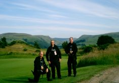 G8 Summit Gleneagles 2005