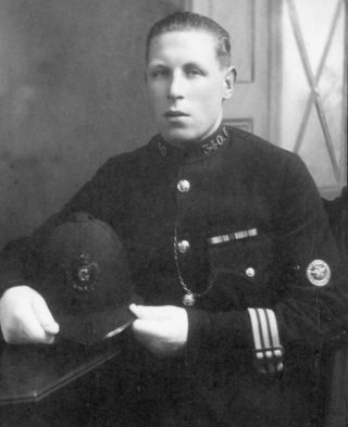 Harry Olpin. (Gloucestershire Police Archives URN 2384)