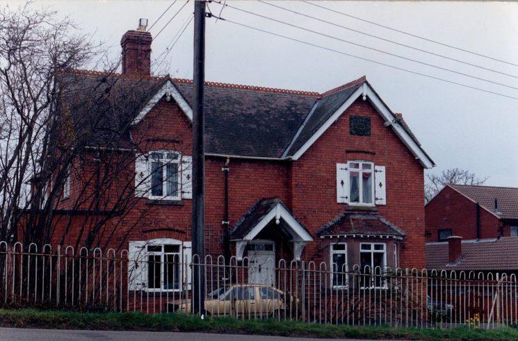 Dymock police station. (Gloucestershire Police Archives URN 2386)