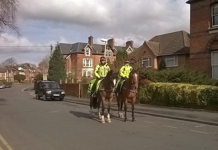 4th March 2014 in Heathville Road, Gloucester.(Gloucestershire Police Archives URN 2640) | Photograph from John Basford