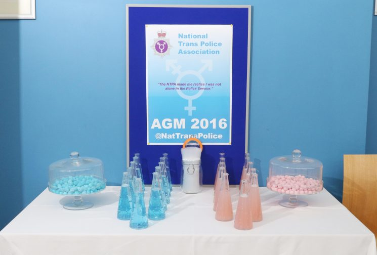 National Trans Police Association AGM 2016 at Gloucestershire Police Headquarters 24.10.2016. (Gloucestershire Police Archives URN 2536) | Photograph from Bee Bailey