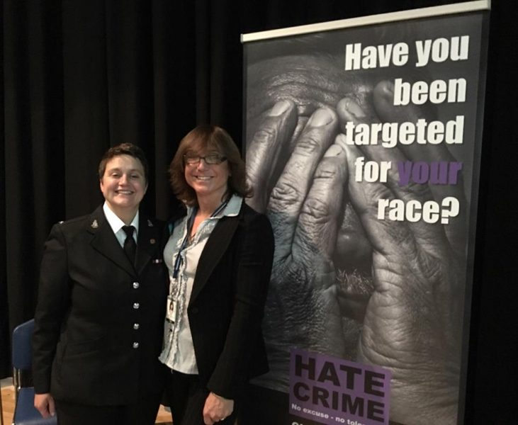 2016 Official Gloucestershire Police Hate Crime Launch at the Guildhall. (Gloucestershire Police Archives URN 2533) | Photograph from Bee Bailey