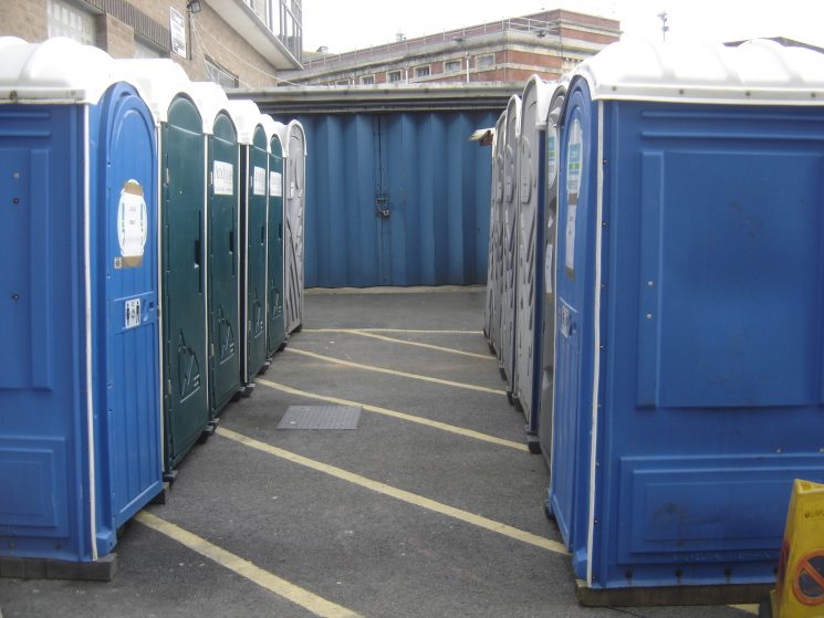 Toilets! (Gloucestershire Police Archives URN 2601)