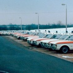 Now that is what you call a traffic department. (Gloucestershire Police Archives URN 6067)