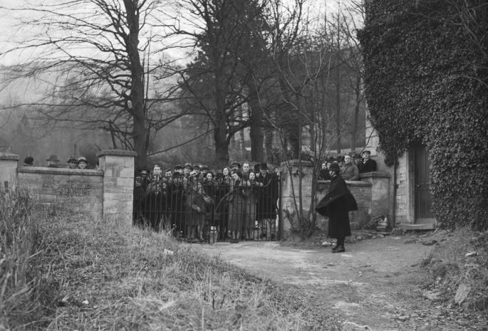 Haw Bridge Murder (Gloucestershire Police Archives URN 3618)