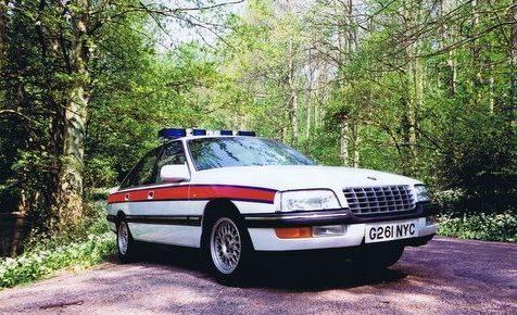 Vauxhall Senator (Gloucestershire Police Archives URN 6075)