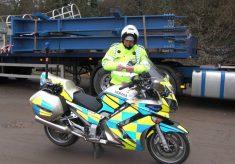 PC 1112 Simon Meredith - Roads Policing