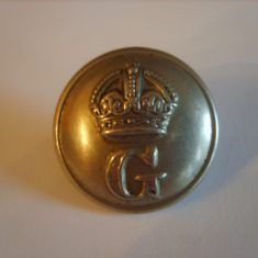 Gloucestershire uniform button (Gloucestershire Police Archives URN 6108)