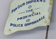 Police Orphanage