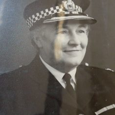 This photograph was taken when Janet Gray became the first woman assistant Her Majesty's Inspector of Constabulary for Scotland. (Gloucestershire Police Archives URN 6093)