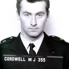 Cordwell  MJ 355 (Gloucestershire Police Archives URN 6240)