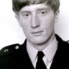 Crabtree  MP 1273 (Gloucestershire Police Archives URN 6244)