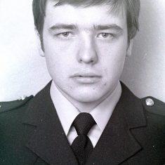 Craddock PG 161 (Gloucestershire Police Archives URN 6245)