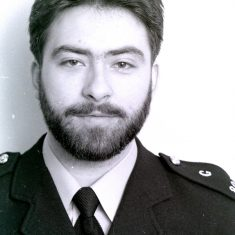 Dean GE 805 (Gloucestershire Police Archives URN 6261)