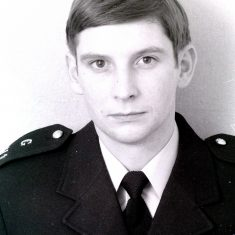 Doherty MP 511 (Gloucestershire Police Archives URN 6266)