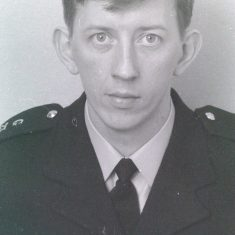 Dwight TG 75 (Gloucestershire Police Archives URN 6280)