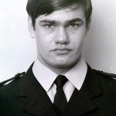 Grimshaw MC 933 (Gloucestershire Police Archives URN 6345)