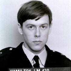 Hamilton JM 430 (Gloucestershire Police Archives URN 6360)
