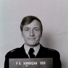 Hannigan FA 1168 (Gloucestershire Police Archives URN 6366)