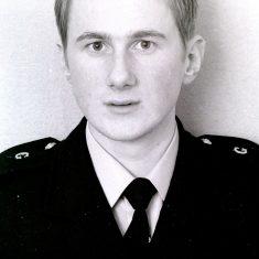 Herbert DA 1323 (Gloucestershire Police Archives URN 6386)