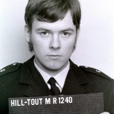 Hill Tout MR 1240 (Gloucestershire Police Archives URN 6393)