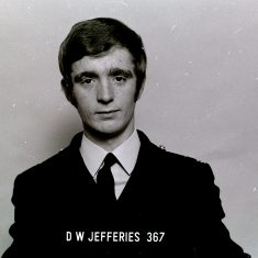 Jefferies DW 367 (Gloucestershire Police Archives URN 6426)