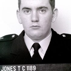 Jones TC 1189 (Gloucestershire Police Archives URN 6446)