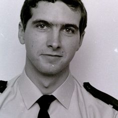 Morrisey PJ (Gloucestershire Police Archives URN 6546)