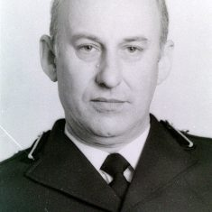 Assistant Chief Constable Reynolds (Gloucestershire Police Archives URN 6669)