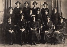 Gloucestershire Centenary of Women Police Officers