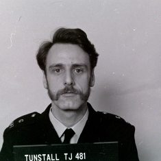 Tunstall TJ 481 (Gloucestershire Police Archives URN 6774)