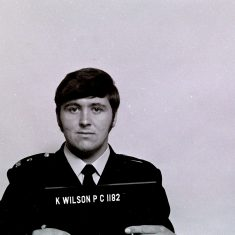 Wilson K 1182 (Gloucestershire Police Archives URN 6849)