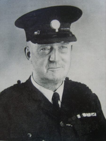 Special Superintendent J.M. Colchester-Wemyss Forest of Dean Division. (Gloucestershire Police Archives URN 6917)