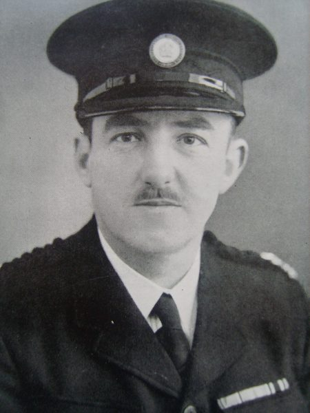 Special Superintendent W.H. Jessop. Staff Officer to Special Commandant Sleeman (Gloucestershire Police Archives URN 6921)